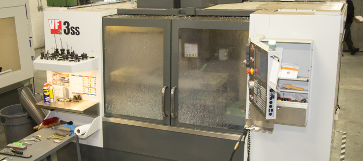 State of the Art CNC Capabilities
